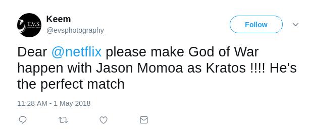 Keem's Tweet
