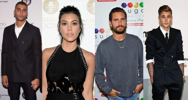 Kourtney Kardashian Boyfriends Photos