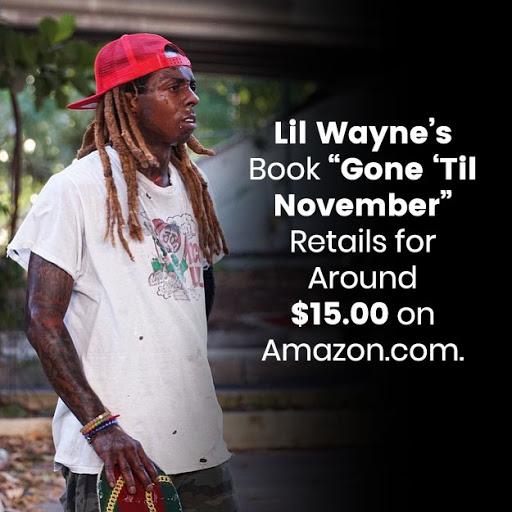 Lil Wayne Book