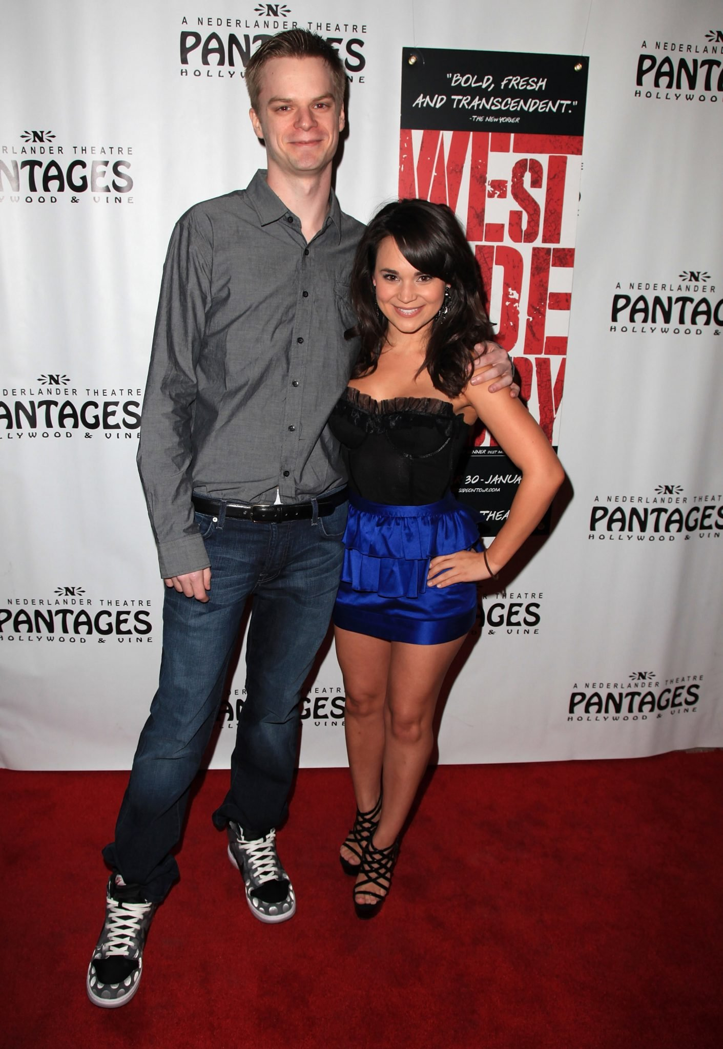 "Opening Night Of ""West Side Story"" At The Pantages Theatre - Red Carpet"