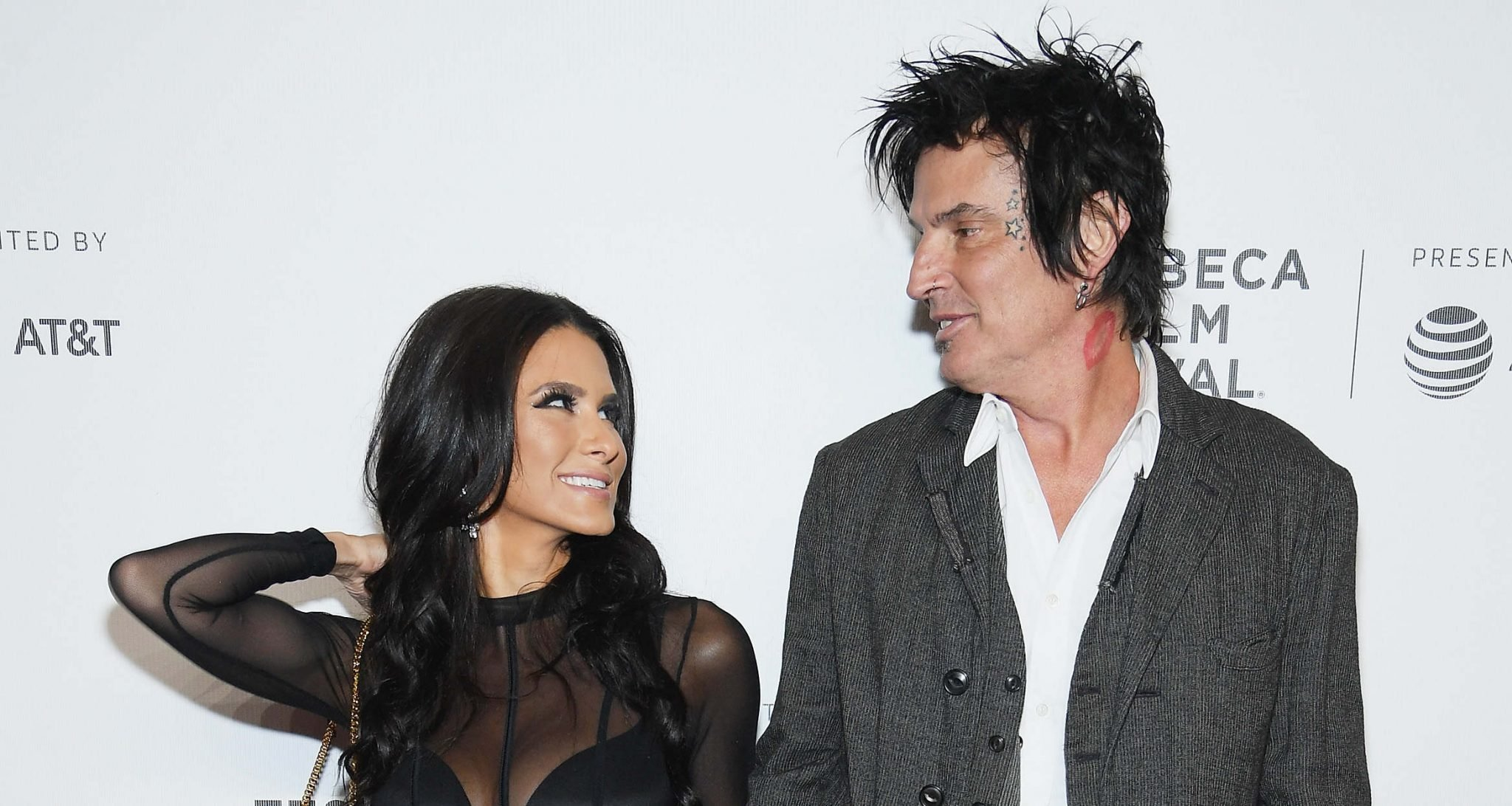 Tommy Lee and Brittany Furlan photos