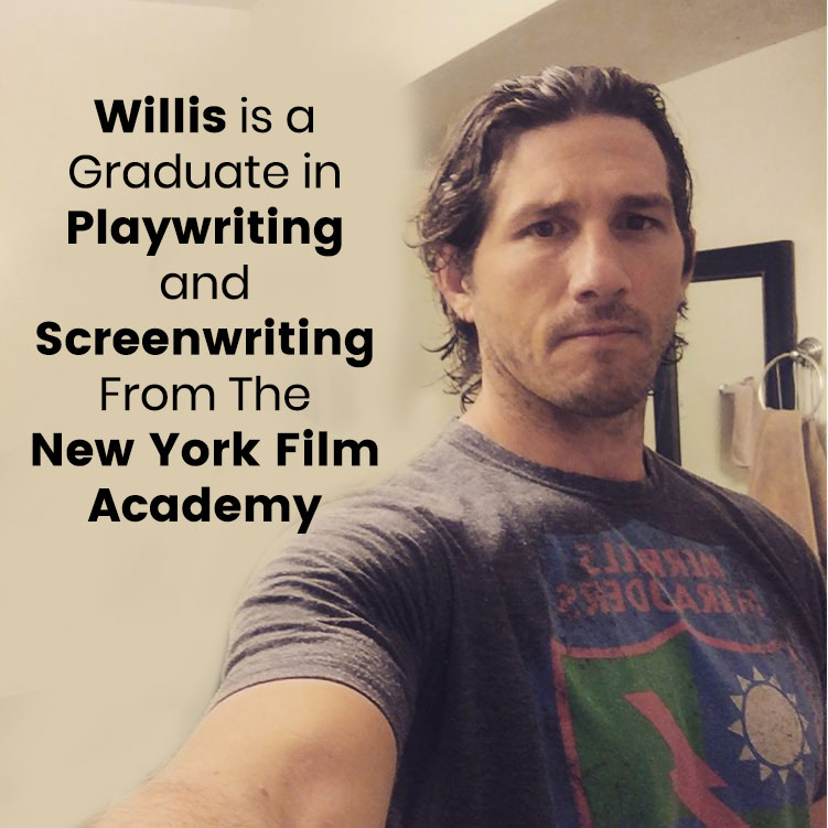 Wil Willis Graduation
