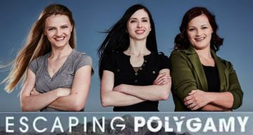 Escaping Polygamy cast, Andrea, Jessica, and Shanell