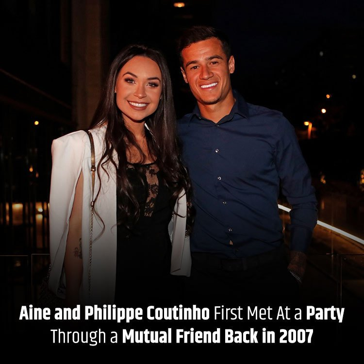 Aine and Philippe's First Meeting