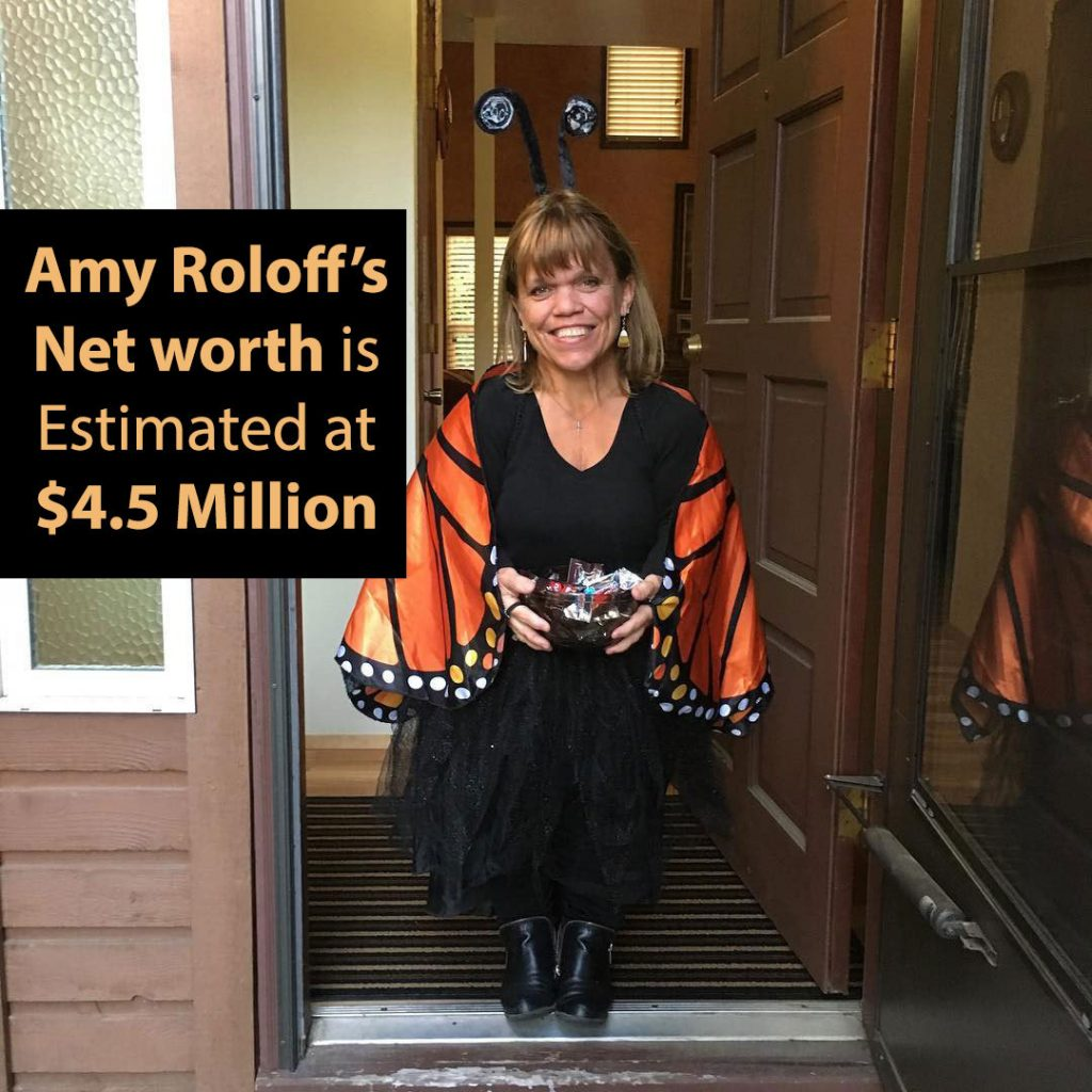 Amy Roloff's net worth
