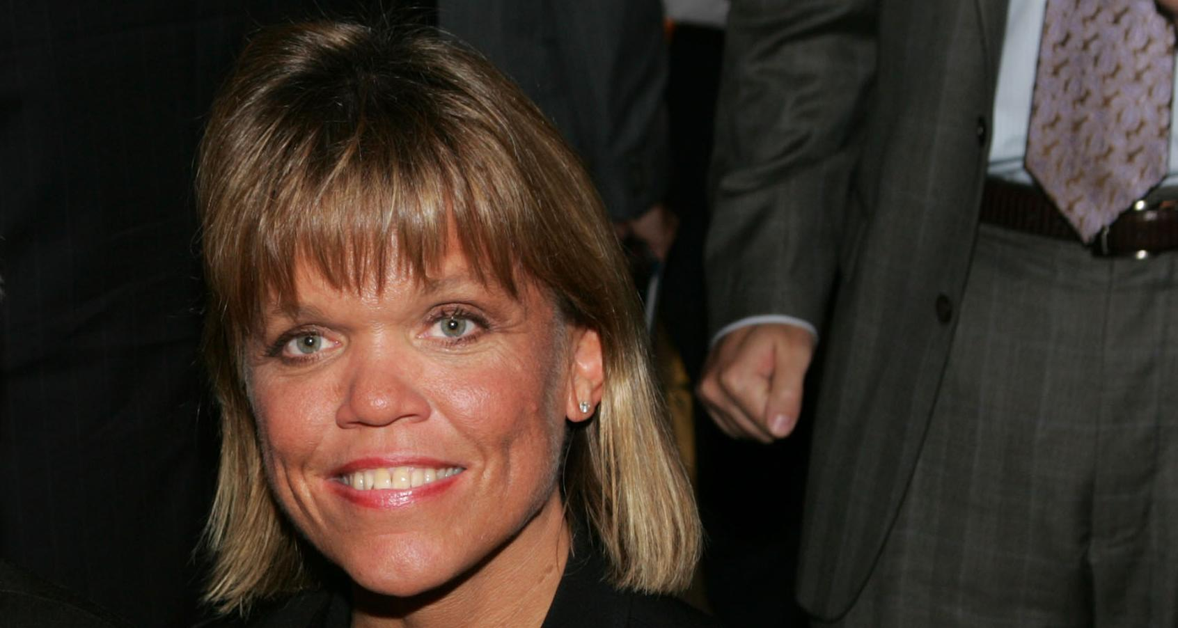 Amy Roloff and her ex-husband, Matt Roloff