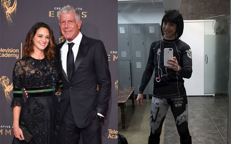 Anthony Bourdain S Ex Wives Girlfriends All The Facts About His Relationships