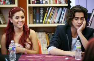 Avan Jogia and Ariana