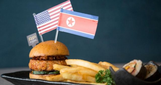 """""""Burgers for Peace"""" Summit"""