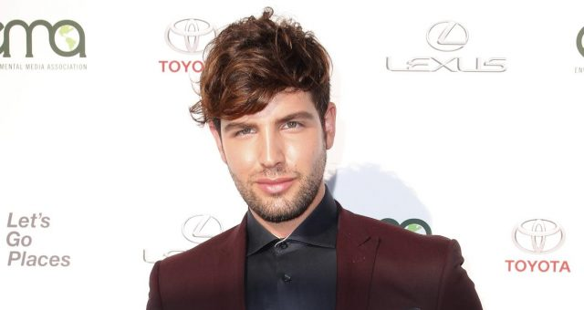 Daniel Preda at the Environmental Media Association Awards
