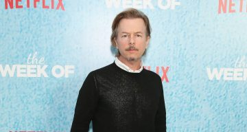 David Spade Attended the Premiere of the Netflix Movie The Week Of