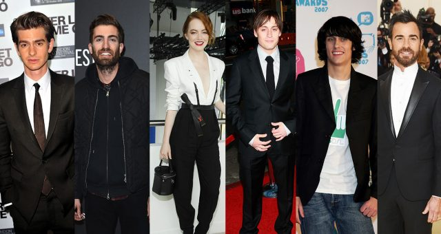 Emma Stone dating Timeline