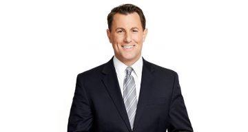 Fox News anchor, Todd Piro