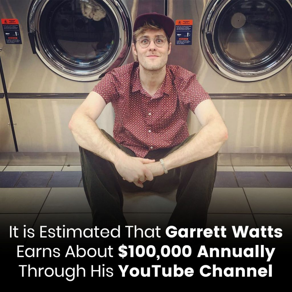 Garrett Watts' Youtube Channel