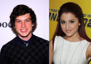 Graham Phillips amd Ariana