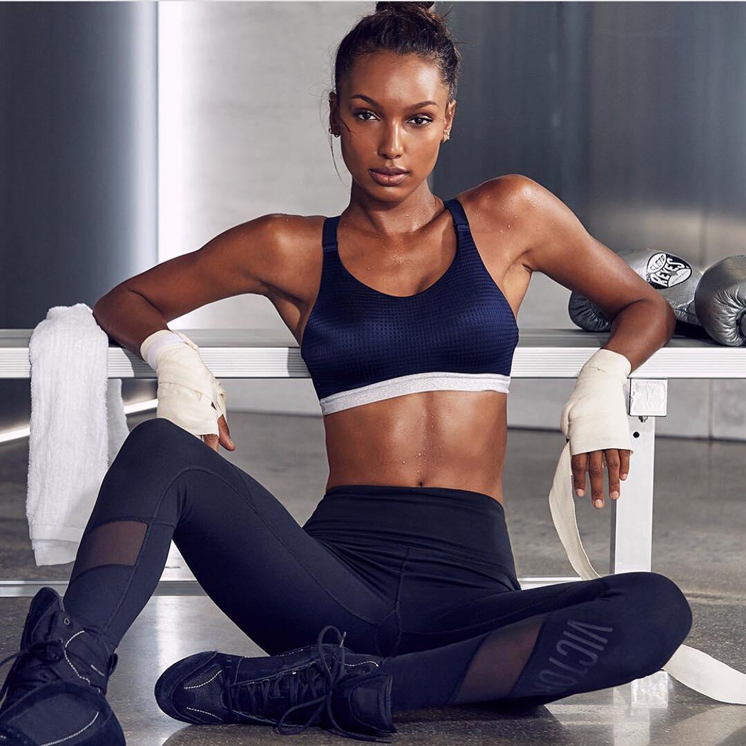 Jasmine Tookes in Victoria Sport