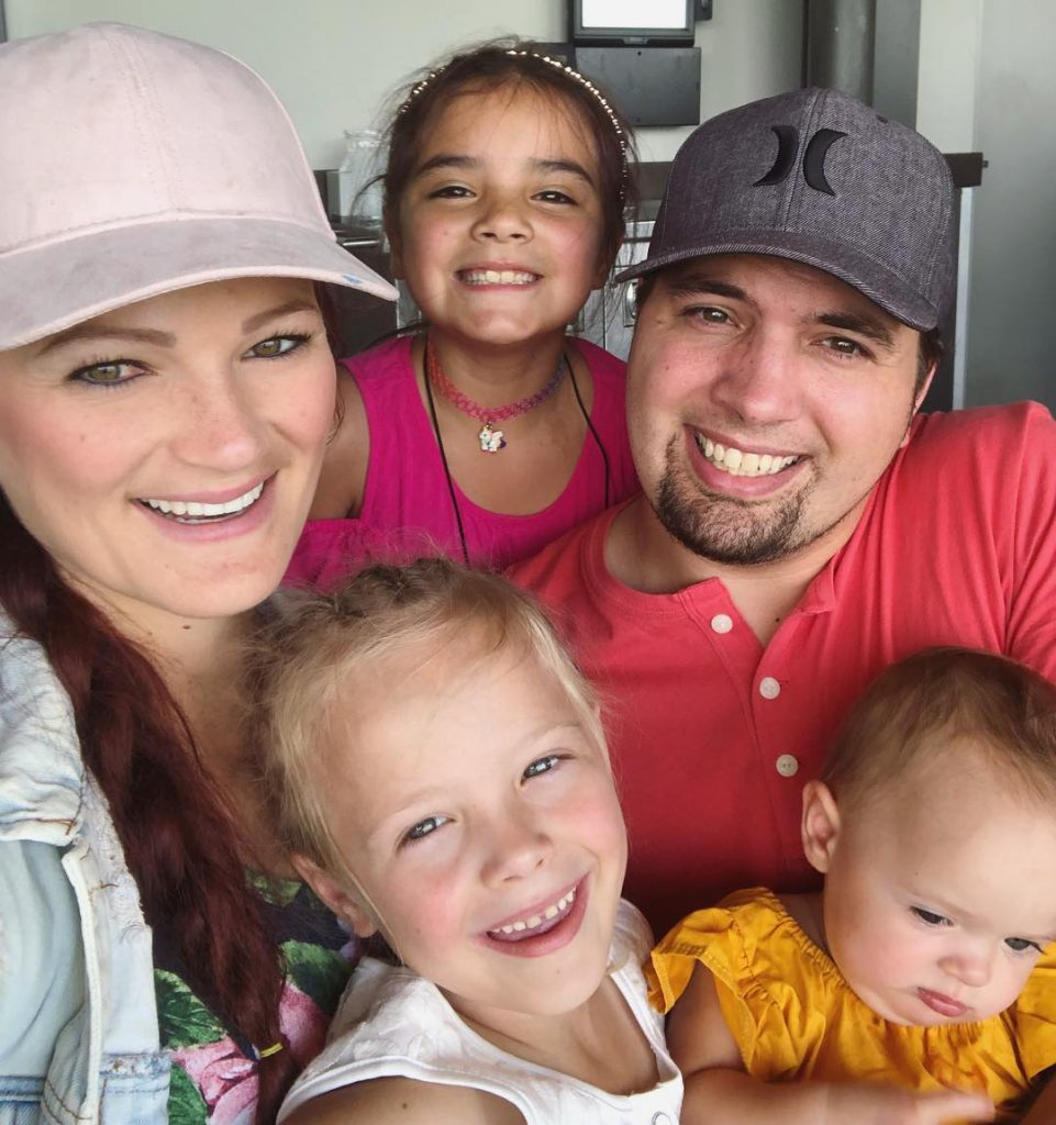 Jessica Christensen's Sweet and Loving Family