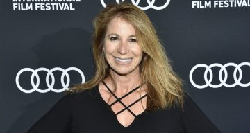 Jill Zarin at the Hamptons International Film Festival 2017