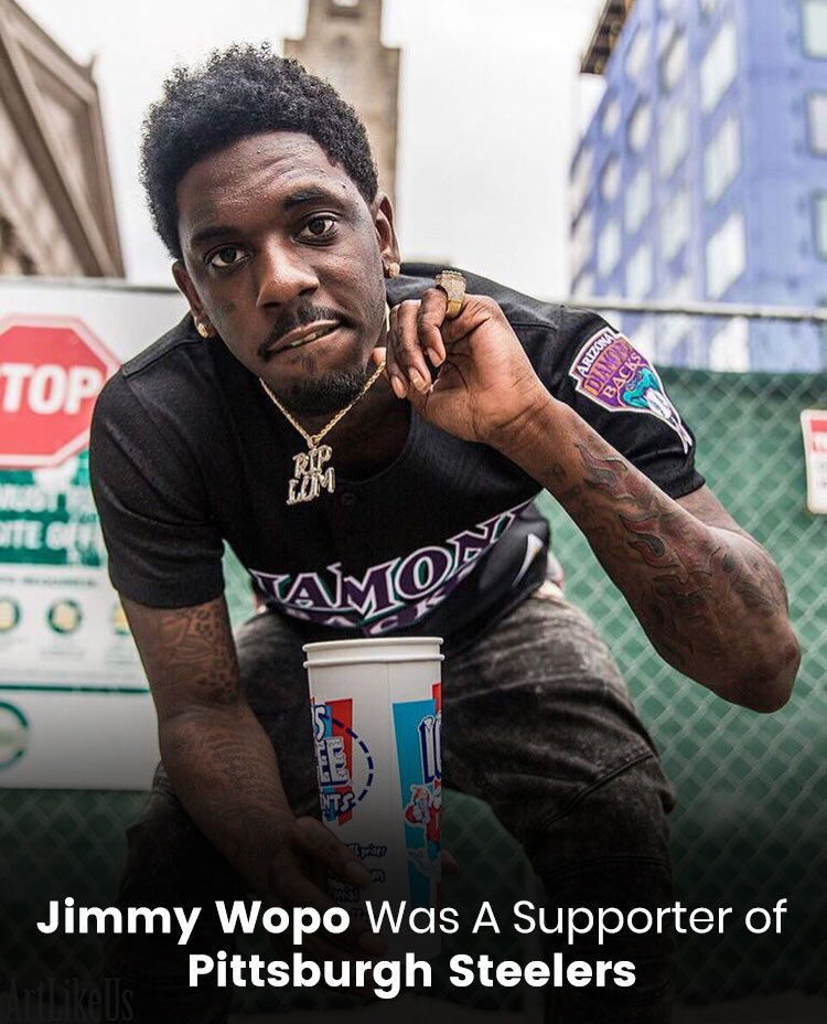 Jimmy Wopo Supported