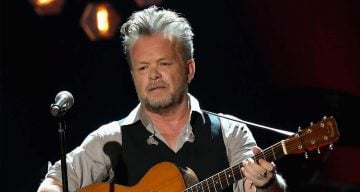 John Mellencamp at the 2017 CMT Crossroads