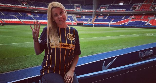 Jorgelina Cardoso Is a Sports Lover