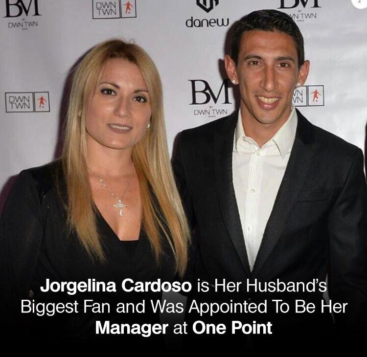 Jorgelina Cardoso Manager