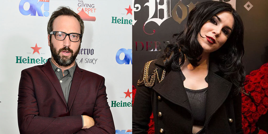 Kat Von D Dating Tom Green
