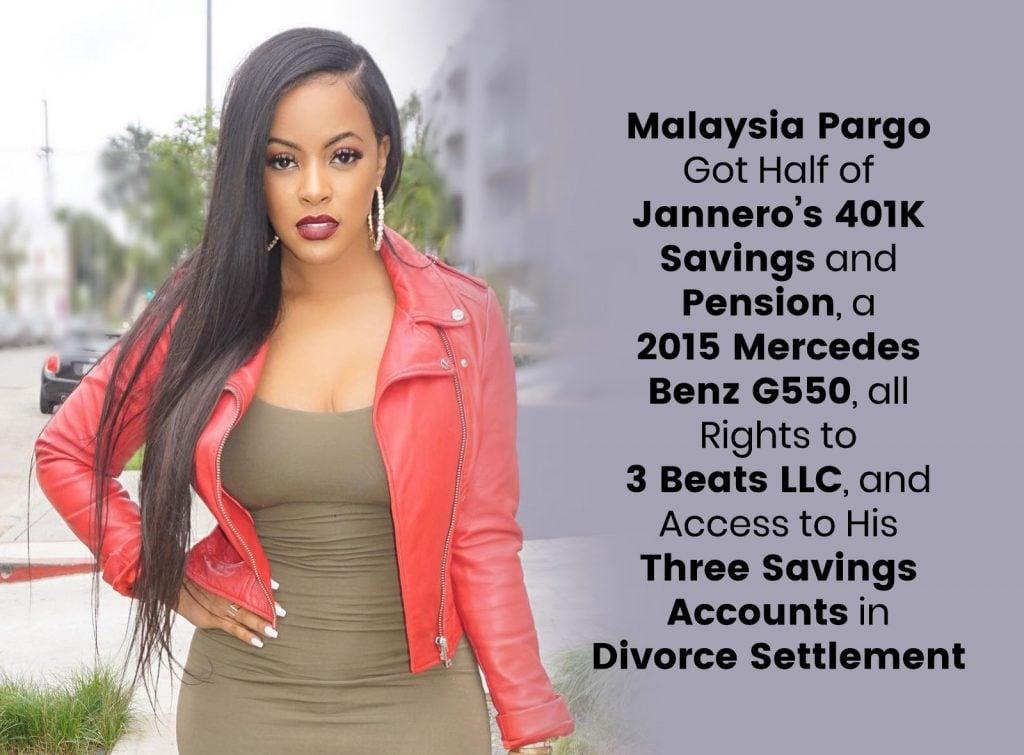Malaysia Pargo Divorce Settlement