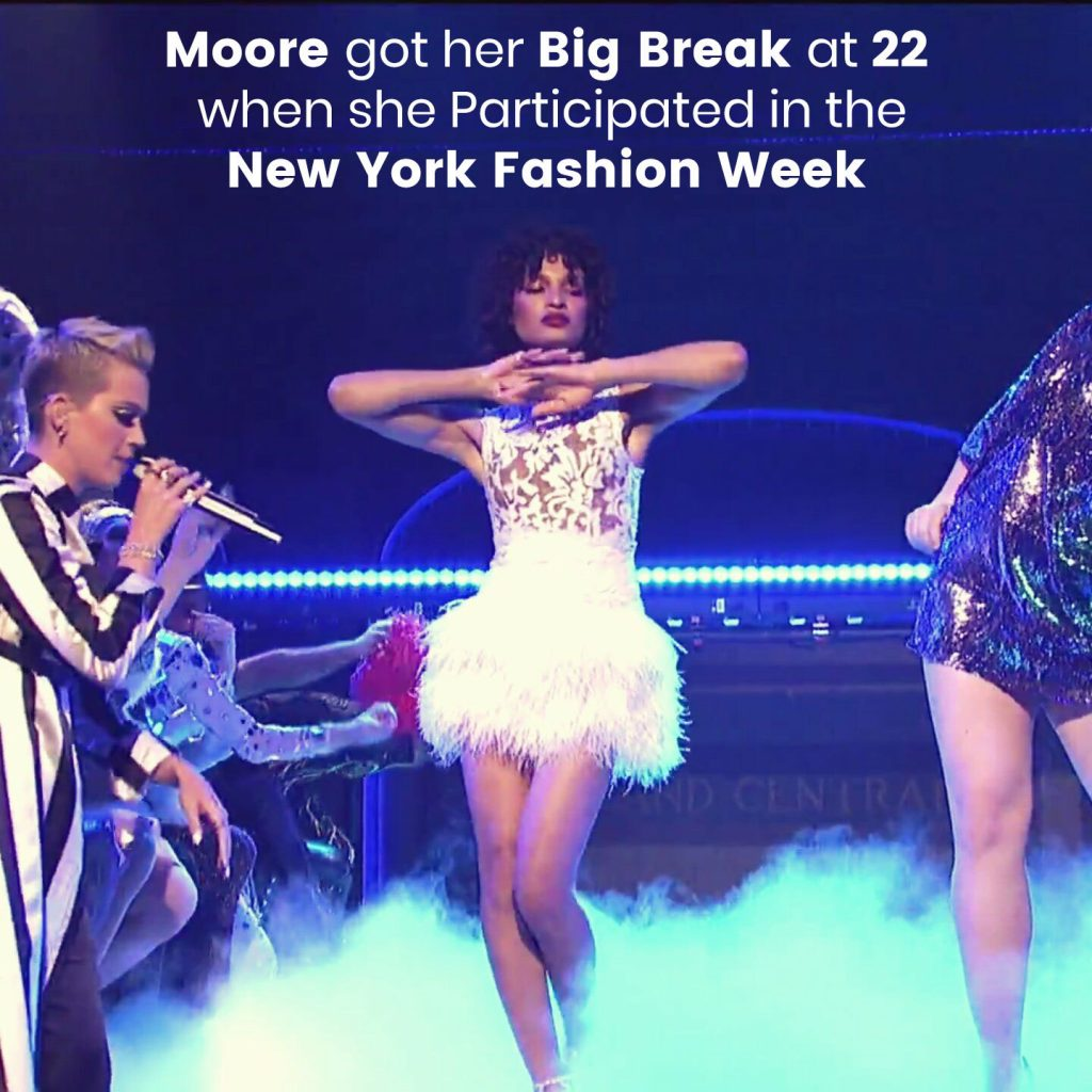 Moore NY Fashion Week