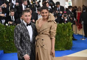 Priyanka and Nick Jonas