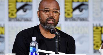 Salim Akil at the 2017 San Diego Comic Con