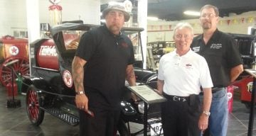 Scott Jones from Counting Cars