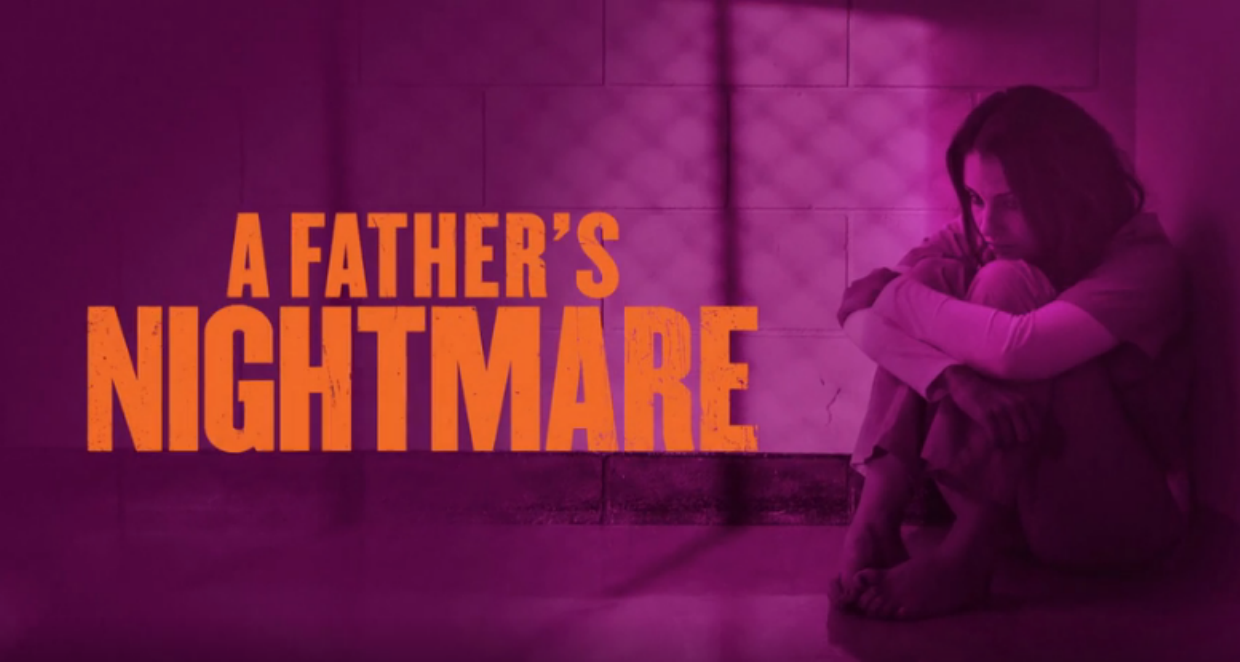 """A Father's Nightmare"" will premiere on July 22, 2018, Lifetime Movies"