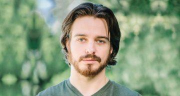 American actor Jake Stormoen