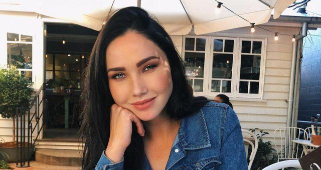 Australian Actress and Model Jessica Green