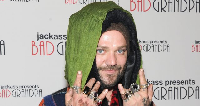 Bam Margera on Celebrity Fear Factor