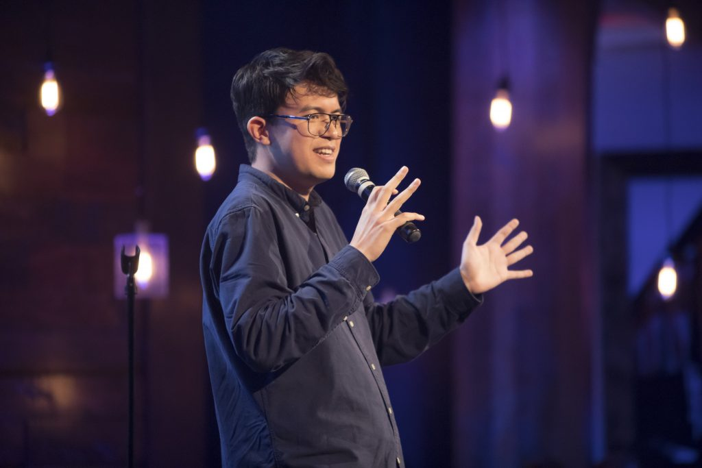 British comedian, Phil Wang
