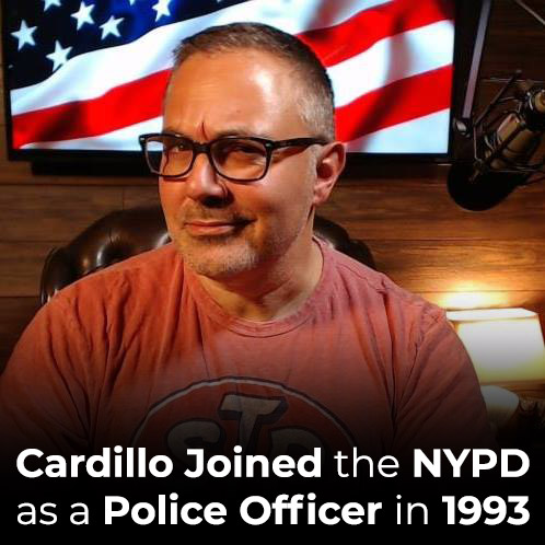 Cardillo NYPD Police Officer