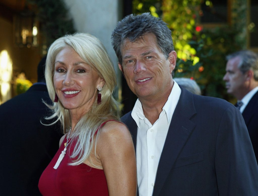 David Foster With Linda Thompson