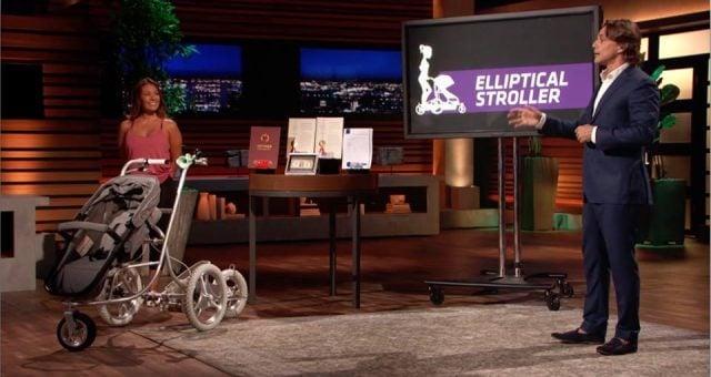 Elliptical Stroller After Shark Tank