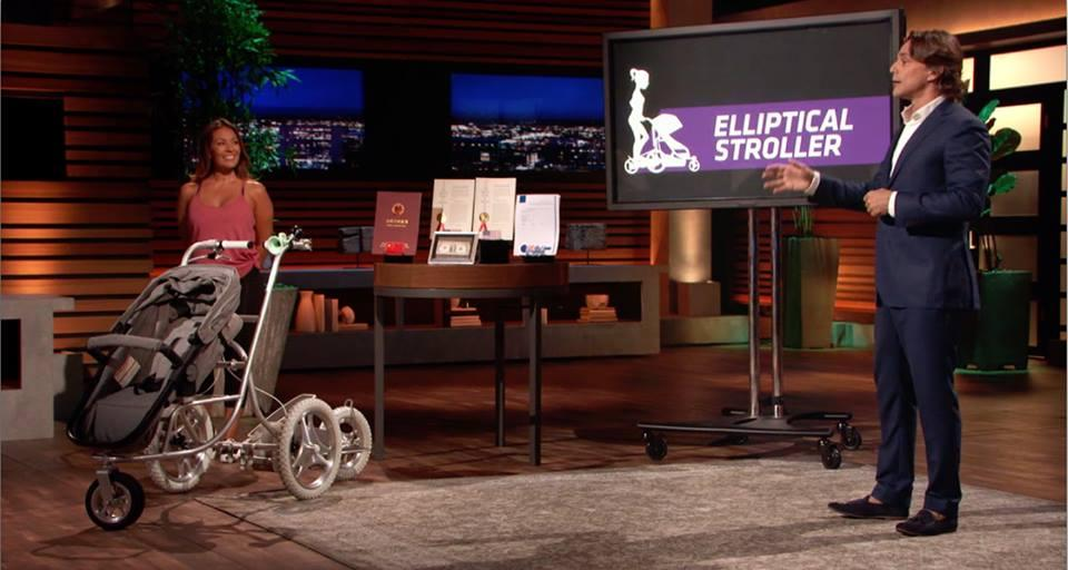 Elliptical Stroller After Shark Tank