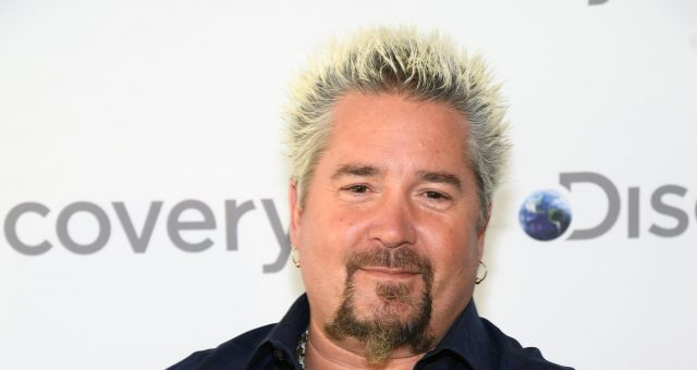 Guy Fieri Shark Week