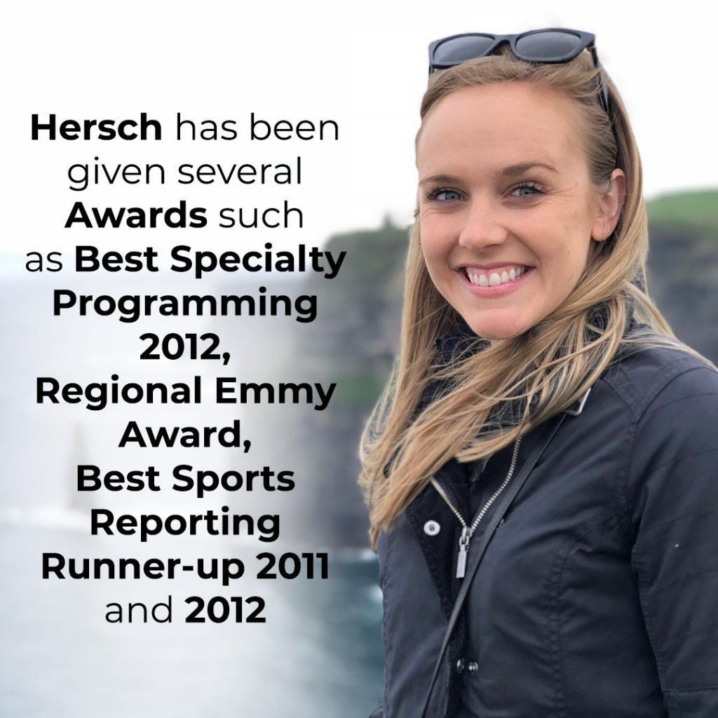 Hersch has been given several awards