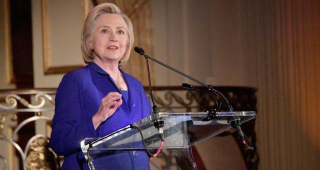 Hillary Clinton David Raynor