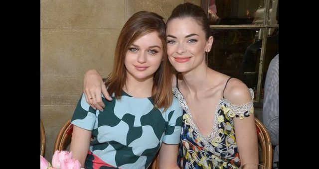 Jaime King Related to Joey King