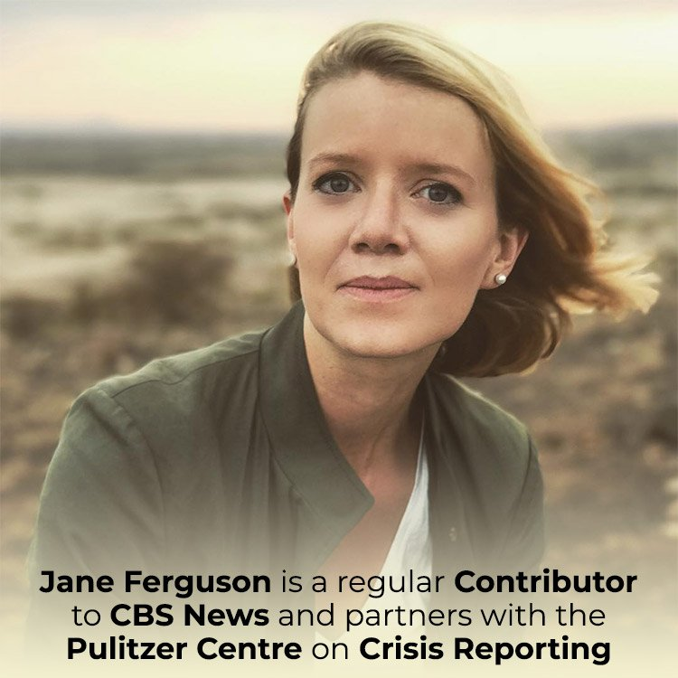 Jane Ferguson is a Regular Contributor to CBS News