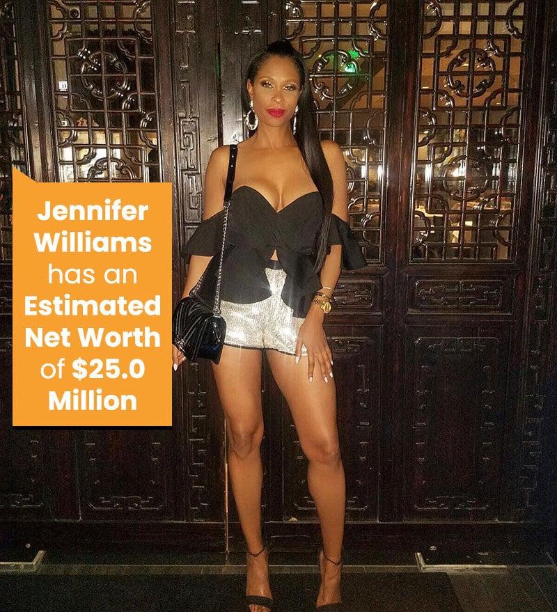 Jennifer Williams Net Worth