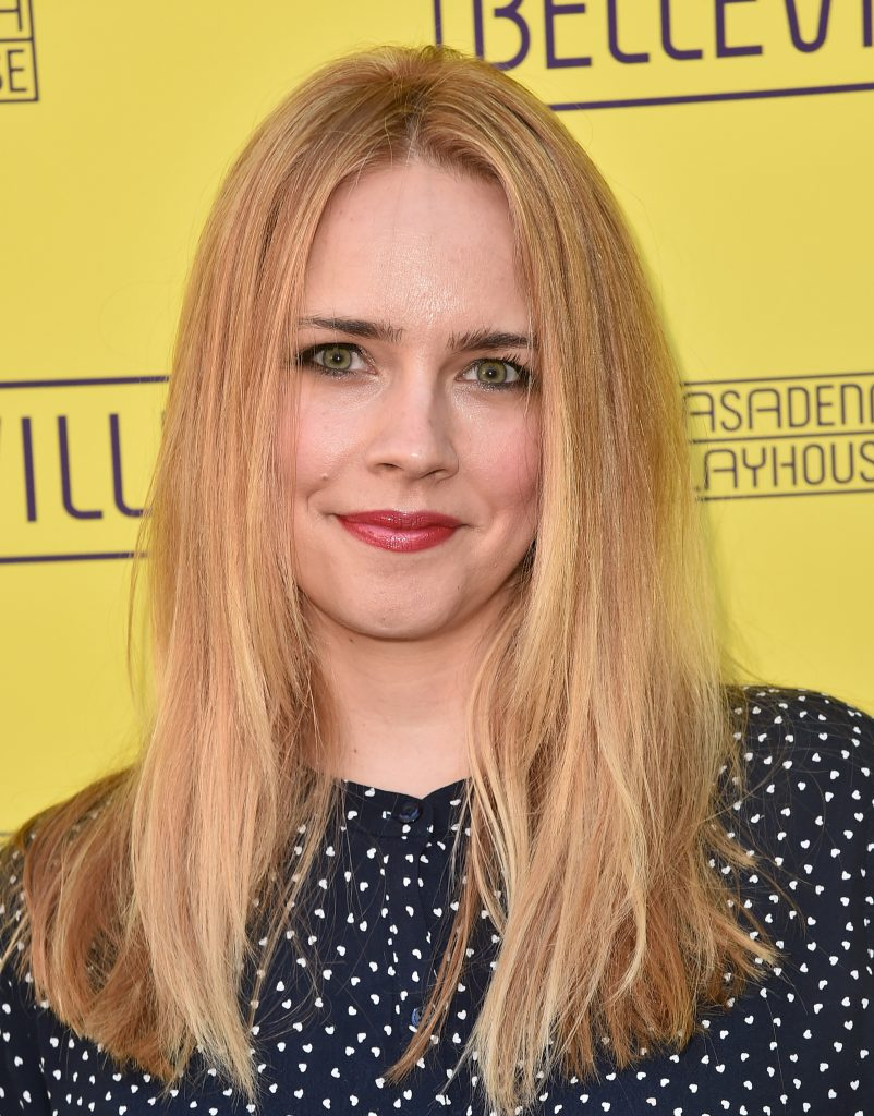 Jessica Barth at the Opening Night Of 'Belleville' at Pasadena Playhouse
