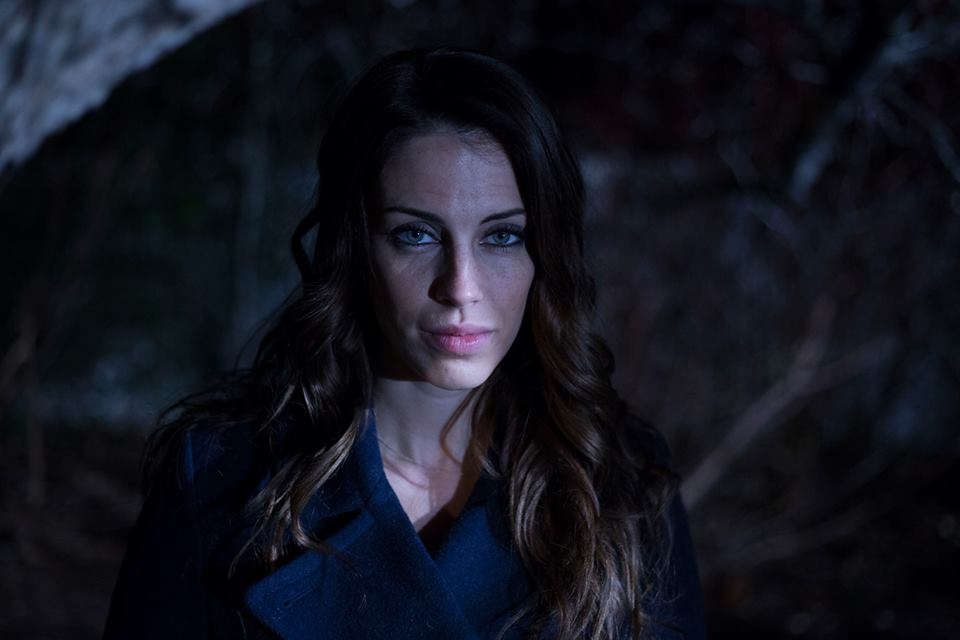 Jessica Lowndes from A Father's Nightmate