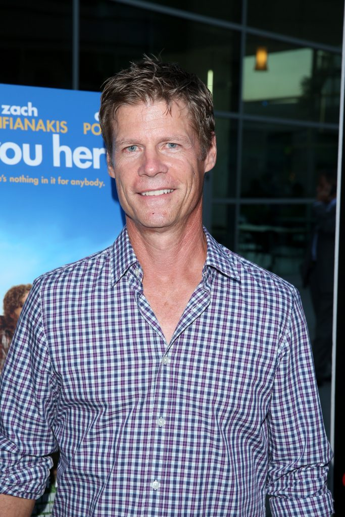 Joel Gretsch at the premiere of 'Are You Here'